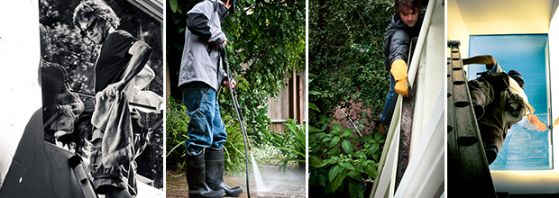 About Us | Gage Window Cleaning - Palo Alto, CA